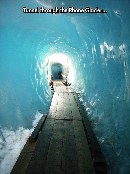 Frozen Tunnel