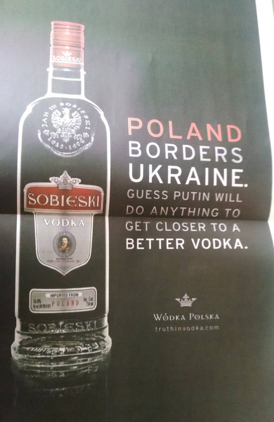 He'll Soon Be Putin This In His Cellar