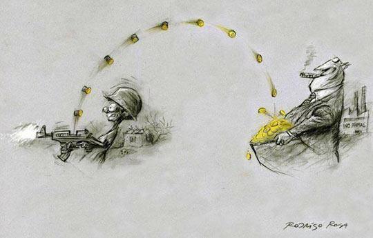 funny-war-weapon-money-soldier-rich-man