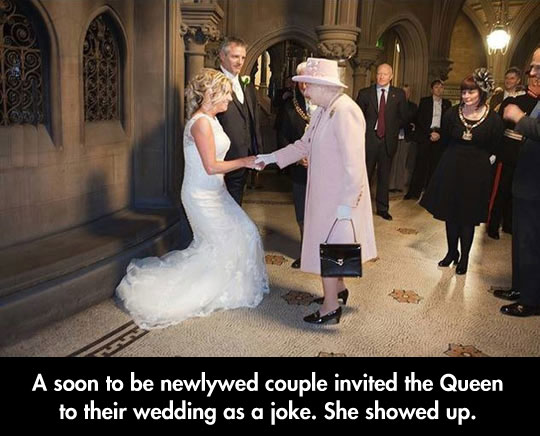 Well Played, Queen Elizabeth