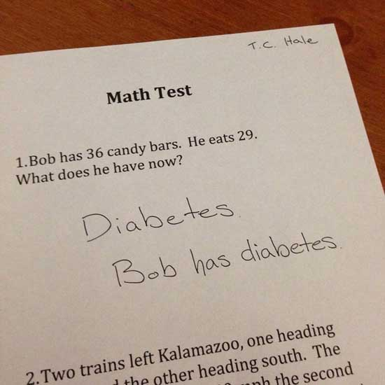 smartass-test-answer-diabetes