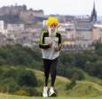 World's oldest marathon runner, Fajua Singh (100)