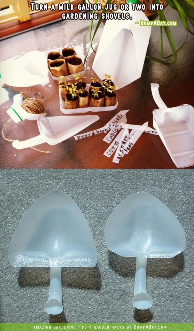 DumpADay-Garden-Hacks-Milk-jug-shovels