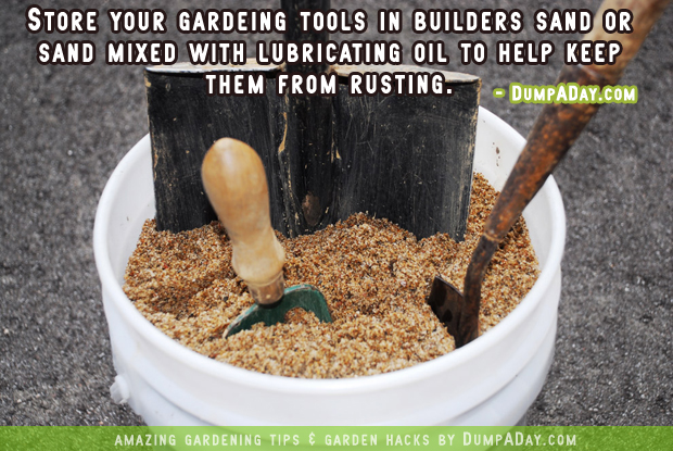 DumpADay-Garden-Hacks-storing-gardening-tools
