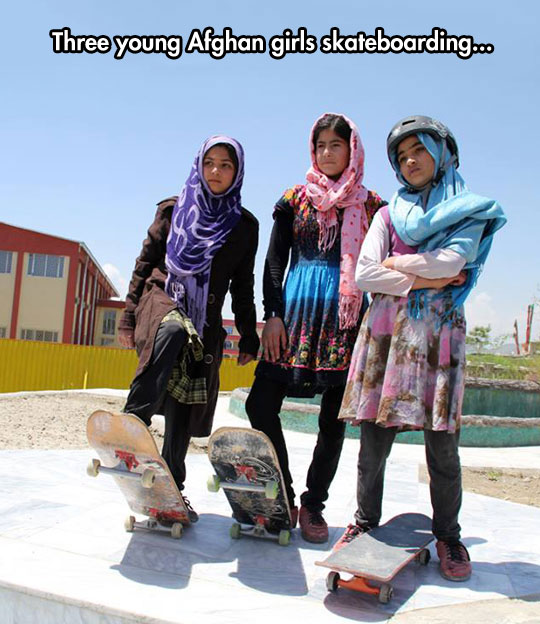Radical Afghan Girls