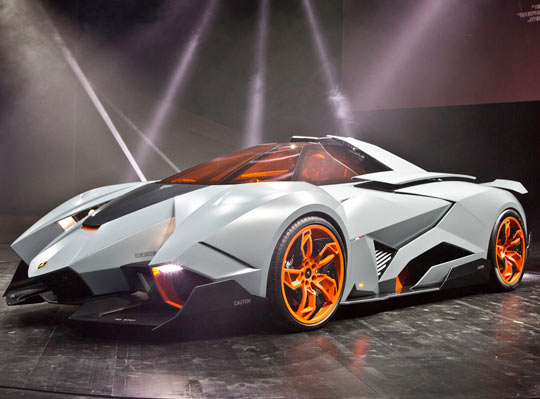 Forget The Batmobile Meet The Lamborghini Egoista