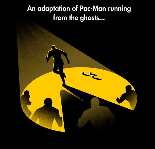 The Spirit Of Pac-Man