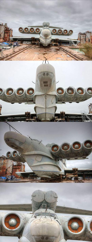 The Russian Tank-Ship-Plane