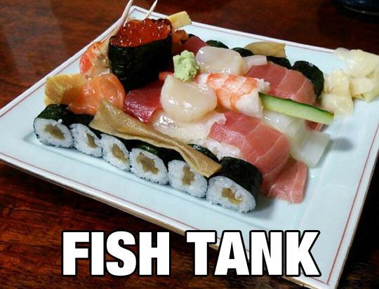 Great Sushi Dish