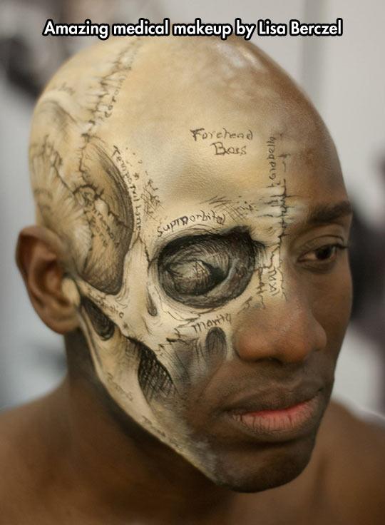 Clever Medical Makeup