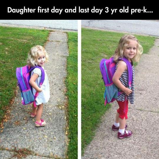 Kids Grow Up So Fast