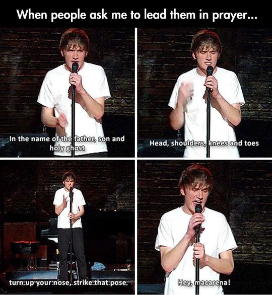 Praying 101