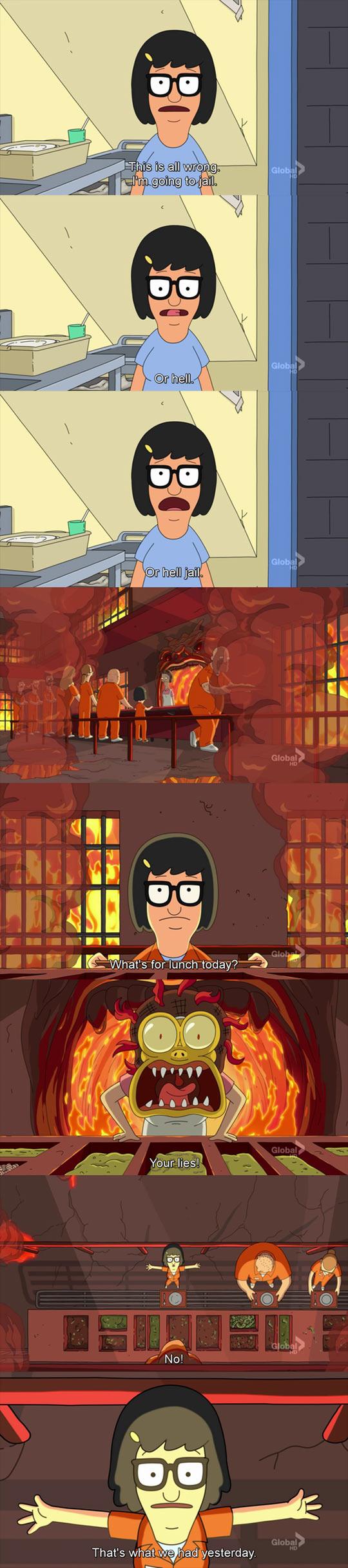 funny-Bob-Burger-jail-hell-food