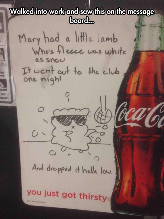 funny-Coke-sign-lamb-drawing
