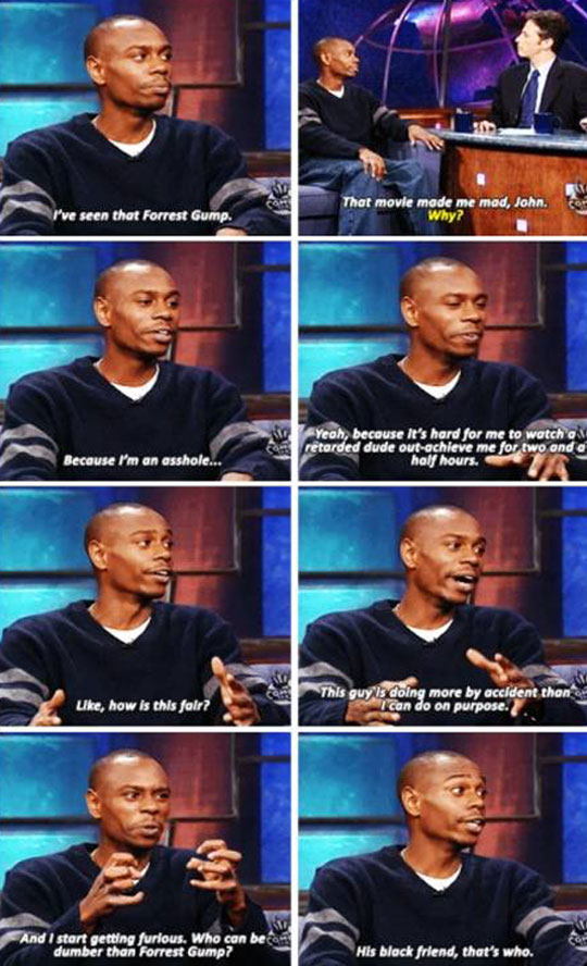 funny-Dave-Chapelle-Forrest-Gump-interview
