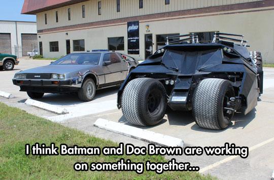 Bat To The Future