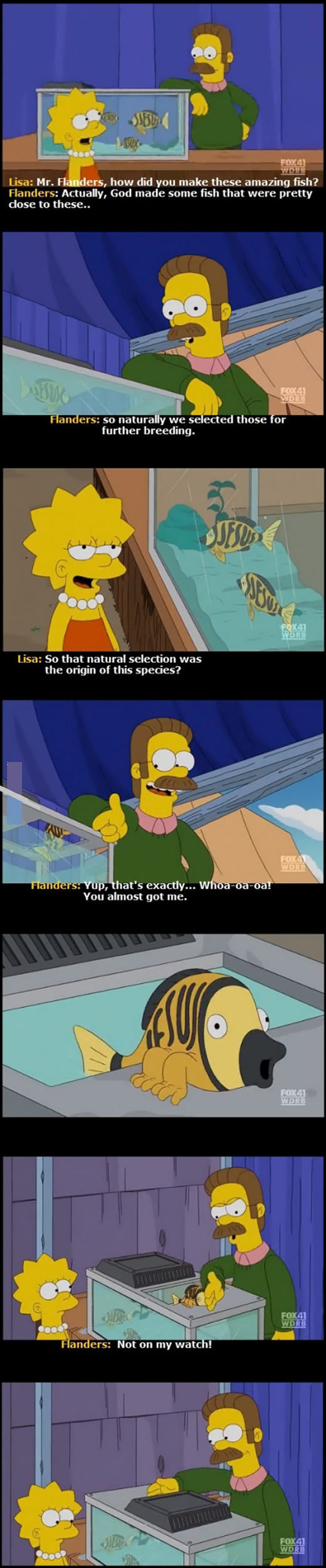 You Almost Got Me, Lisa