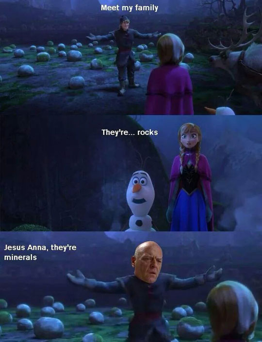 Come On Anna…