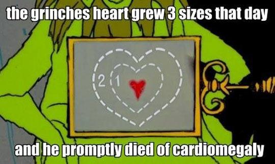 Grinch's Heart