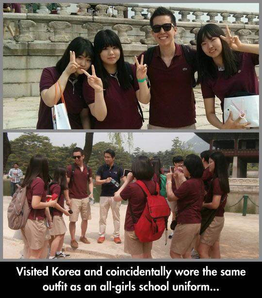 funny-Korea-shirt-visit-school-girls