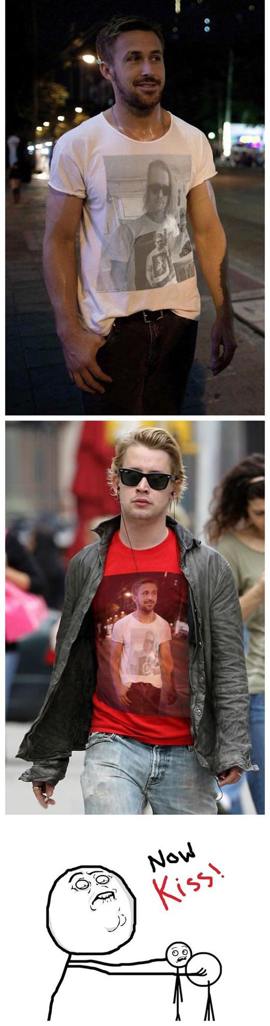 funny-Macaulay-Culkin-Ryan-Gosling-shirt-response