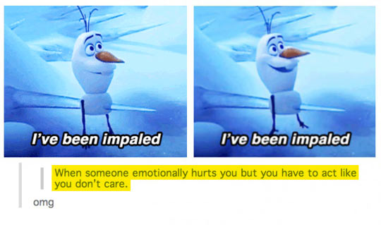 When Someone Emotionally Hurts You