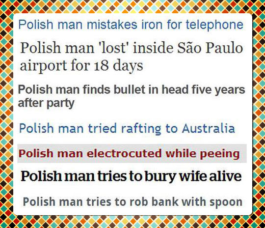 Meet Polish Man