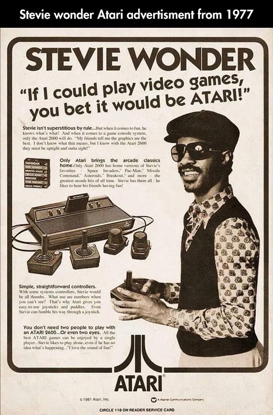 funny-Stevie-Wonder-blind-videogames-ad-Atari