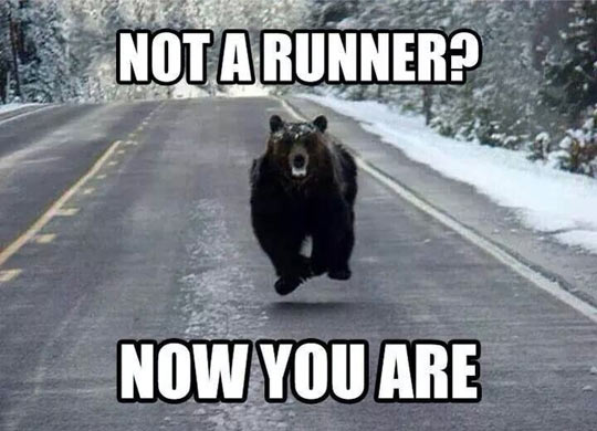 We All Have a Runner Inside Of Us