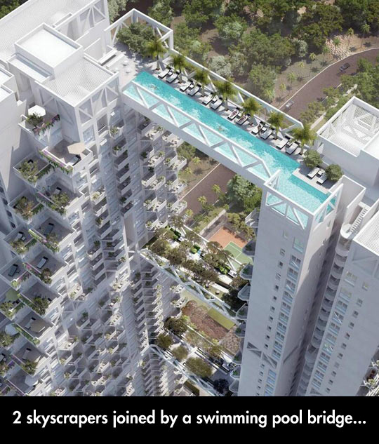 funny-building-pool-bridge-swimming-skyscrapers