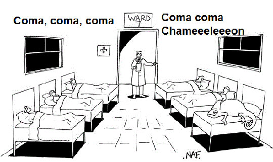 Meanwhile At The Intensive Care Unit