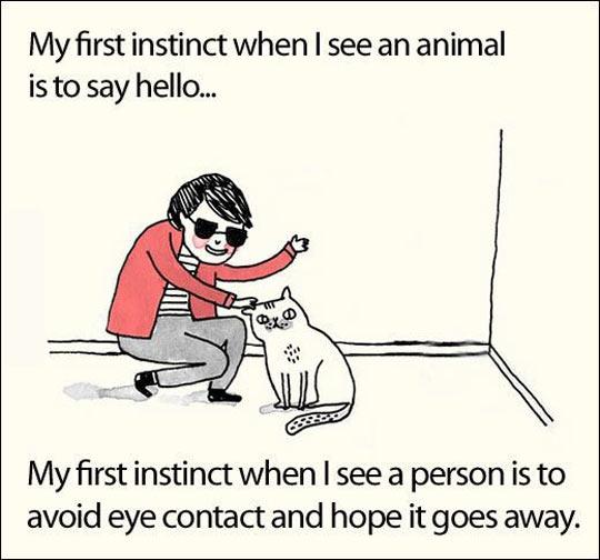 funny-cat-girl-cute-instinct