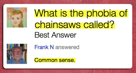 Definitely The Best Answer