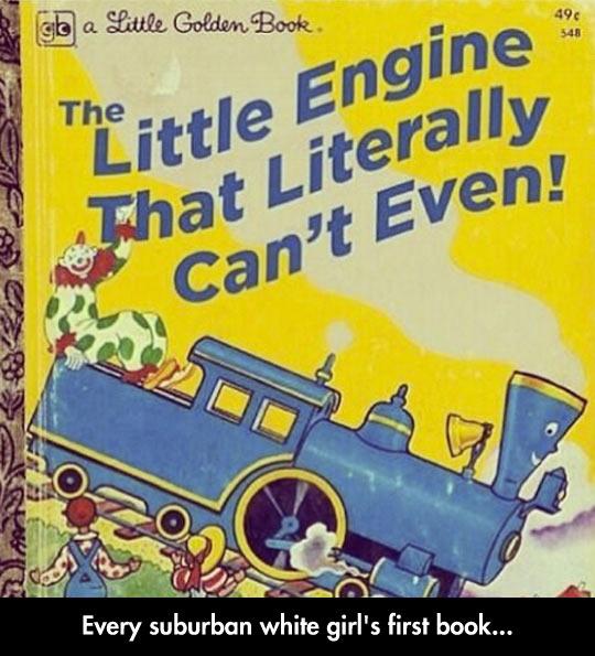 Suburban Girl's First Book