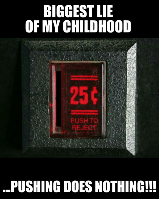 My Childhood Was Full Of Lies