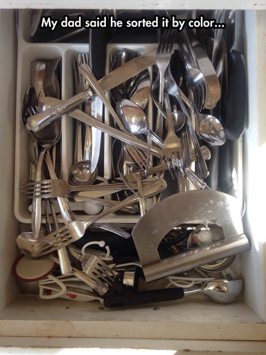 funny-dad-spoon-mess-kitchen