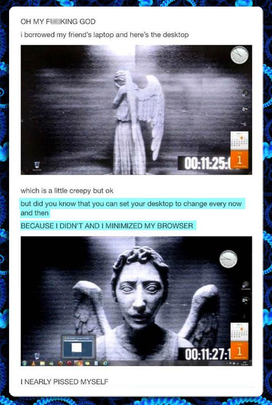 funny-desktop-computer-scaring-angel-prank