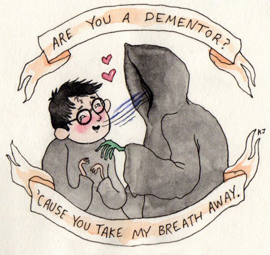 funny-drawing-Harry-Potter-dementor-breath