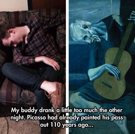 The Drunken Bard