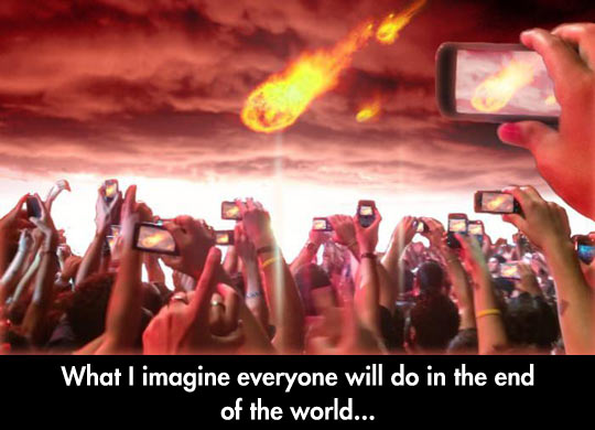 People's Reaction To The End Of The World