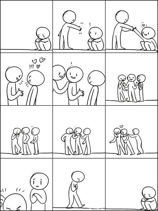funny-friends-comic-sad-alone