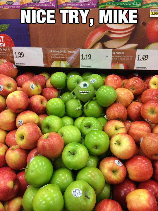funny-green-apple-Mike-toy