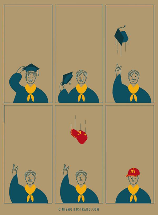 funny-hats-graduation-day-McDonalds