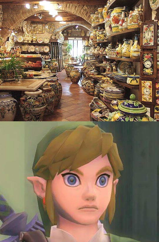 funny-heavy-breathing-Link-ceramic-Zelda