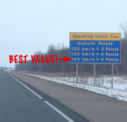 funny-highway-sign-speed-demerit-point