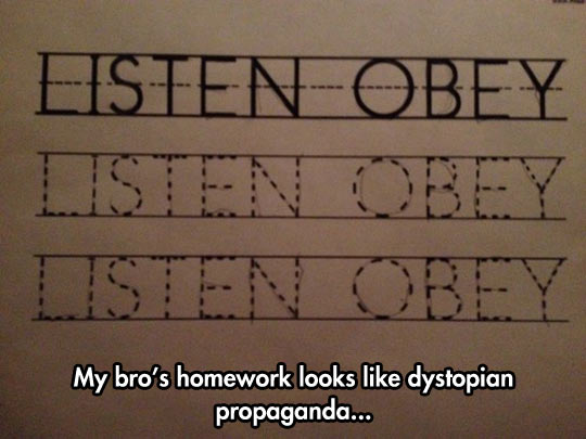 funny-homework-brother-listen-obey