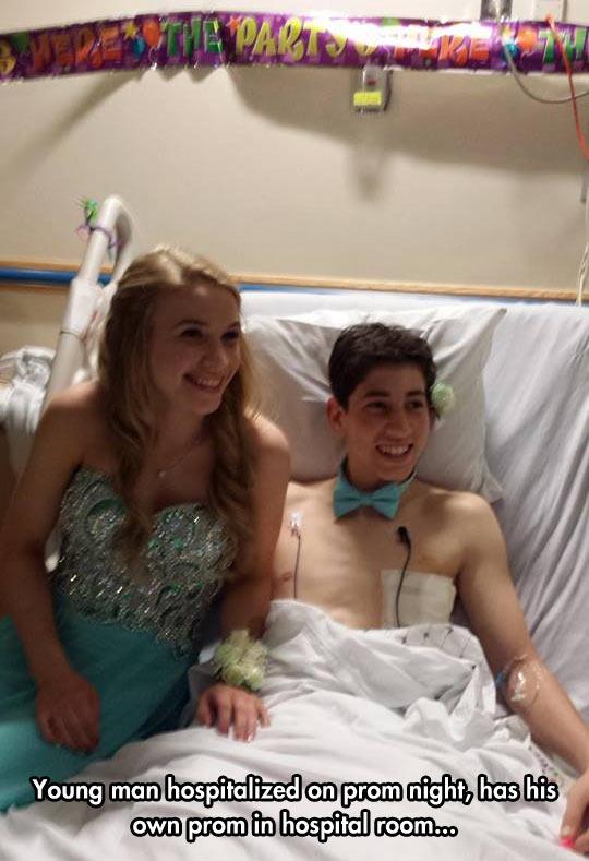 funny-hospitalized-kid-prom-night