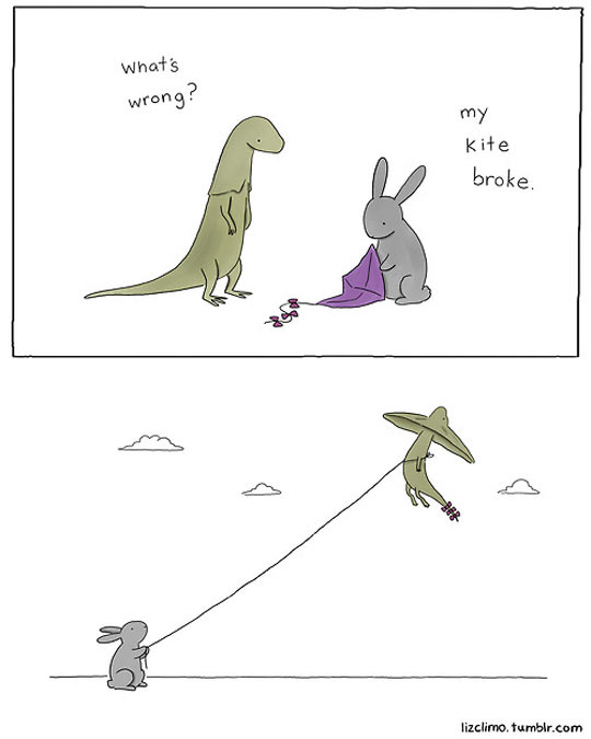 funny-kite-bunny-lizard-comics