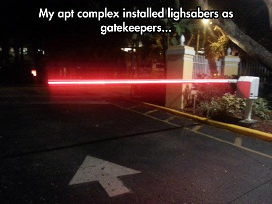 Jedi Security System