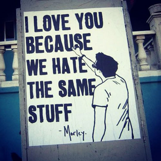 funny-love-hate-quote-stuff